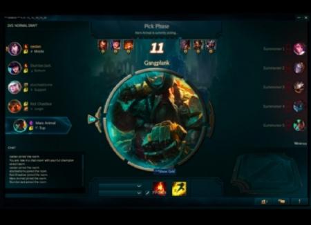 champion-select-system