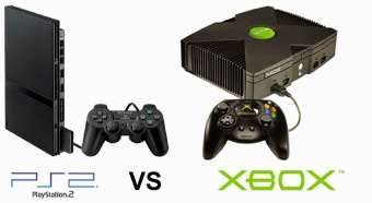 PLAY STATION 2 VS XBOX-2