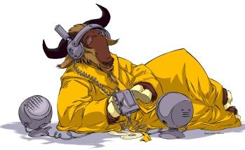 mascotte GNU